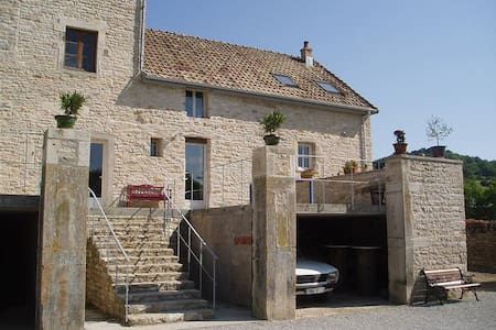 Molenaarswoning - Bligny-sur-Ouche