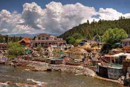 Wyndham Pagosa Hot Springs 1/2bdrm (Resort) - Pagosa Springs - Apartment