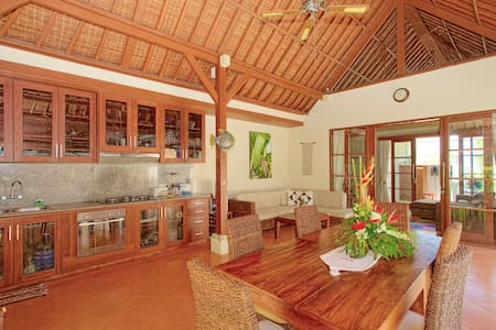 2 Bedrooms villa with Shared pool