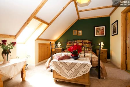 Double Room with Sea Views - Galway - Bed & Breakfast