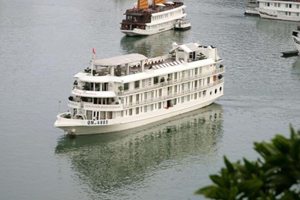 Luxury Emotion Overnight Cruise