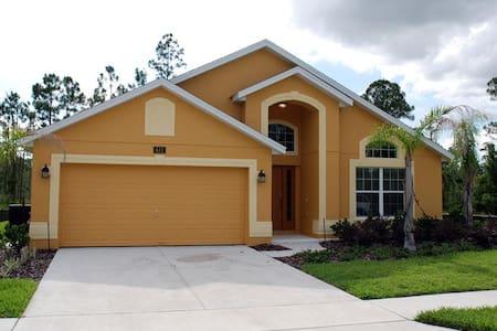 New Pool Villa - close to Disney. - Davenport - Maison