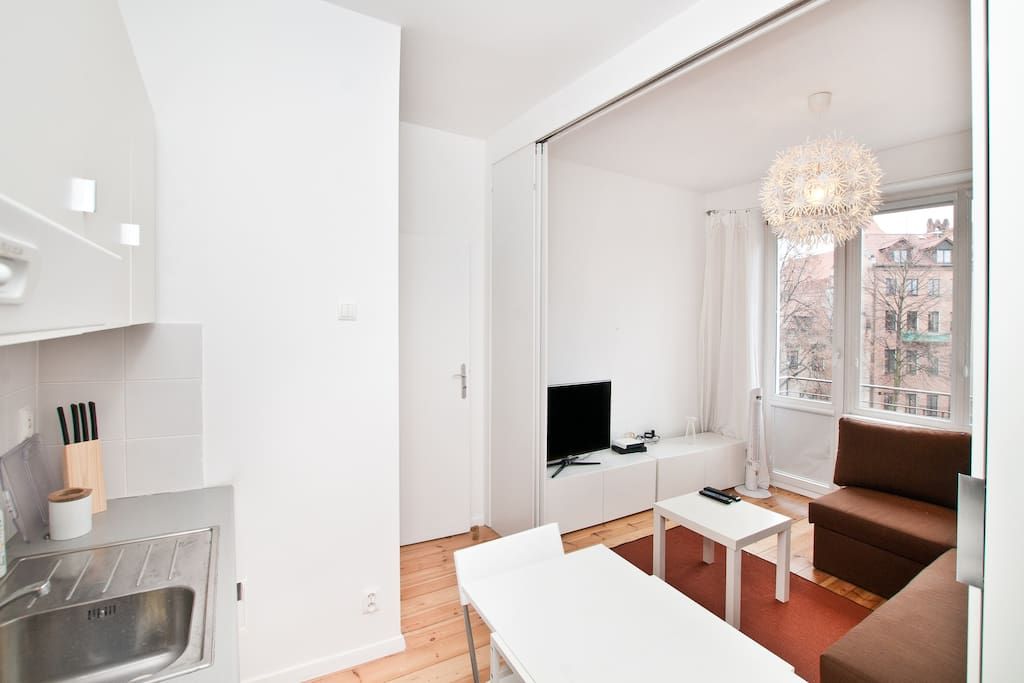 Apartment by St. Hyacinth Tower
