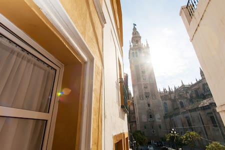 NEXT TO CATHEDRAL. YOU'LL SAY WOW! - Seville - Apartment