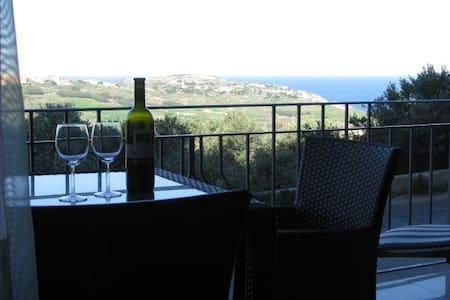 Nadur Gozo Apt with Fantastic Views - Nadur - Apartamento