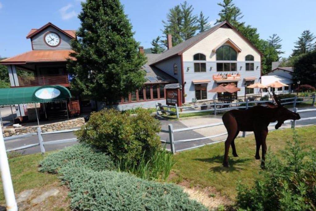 Attitash Mountain Village Condo