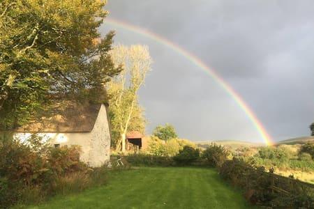 Enchanting 18th century welsh cottage - Llanybydder - House