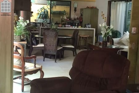 Casa de súper lujo,2 recs 2 baths - Ciudad de México - Apartment