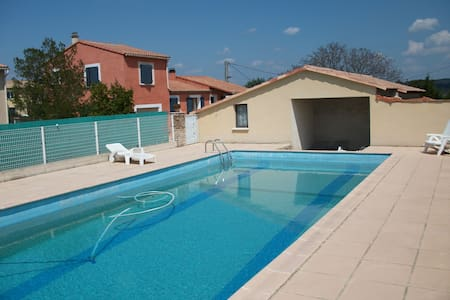 BEDROOMS OR RENTIN HOUSE 4AND6 BEDS - Aigremont - Vila