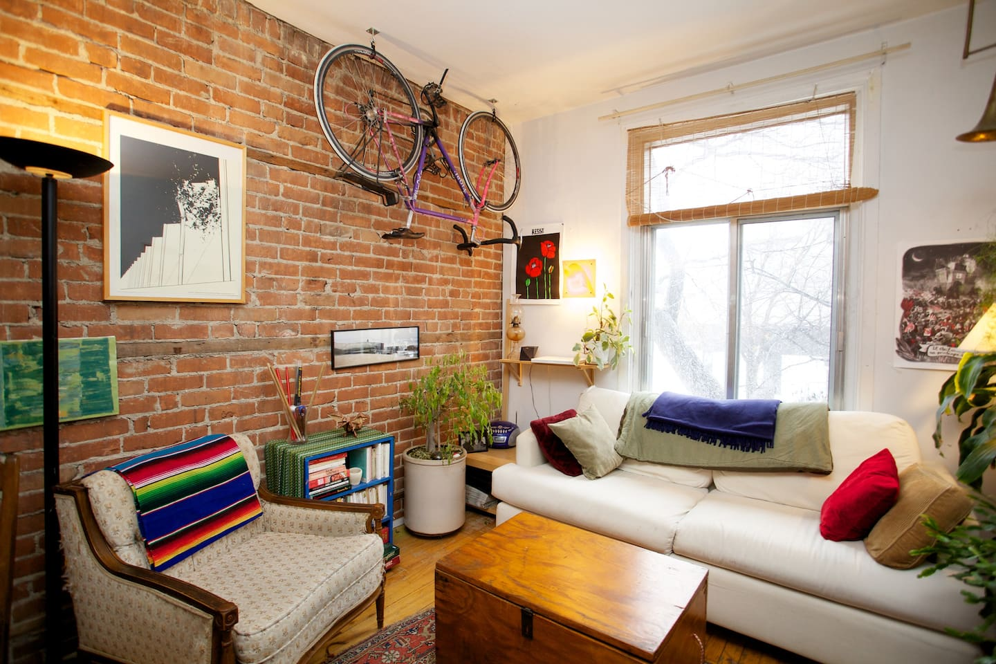 Charming Mile End flat