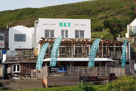 WAX Watergate Room 3 - Cornwall - Lägenhet