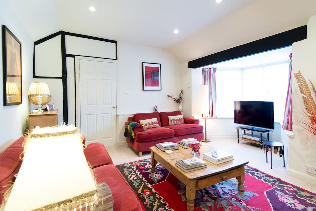 Luxury cosy cottage near Cambridge