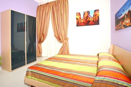 B&B Villa Quaranta #CameraViola - Portici - Bed & Breakfast