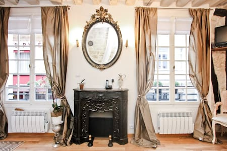 LE MARAIS – Lovely Ideally located  - París - Departamento