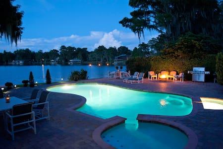 Lakefront Paradise Guest Apartment - Winter Springs - Lakás