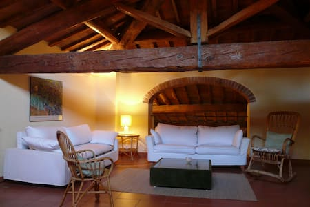 Poppiano Hill in Chianti - WiFi - Poppiano - House