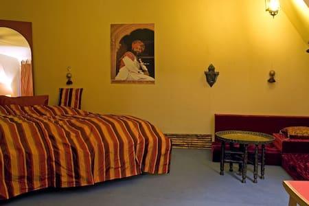 Indisches Zimmer mit Wannenbad 304 - Schloss