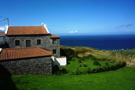 Casa Miradouro do Pesqueiro- Açores - Vila