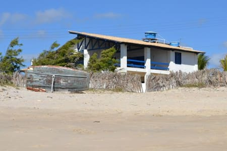 Beachhouse with seaview , Kitesurf - Cascavel - House