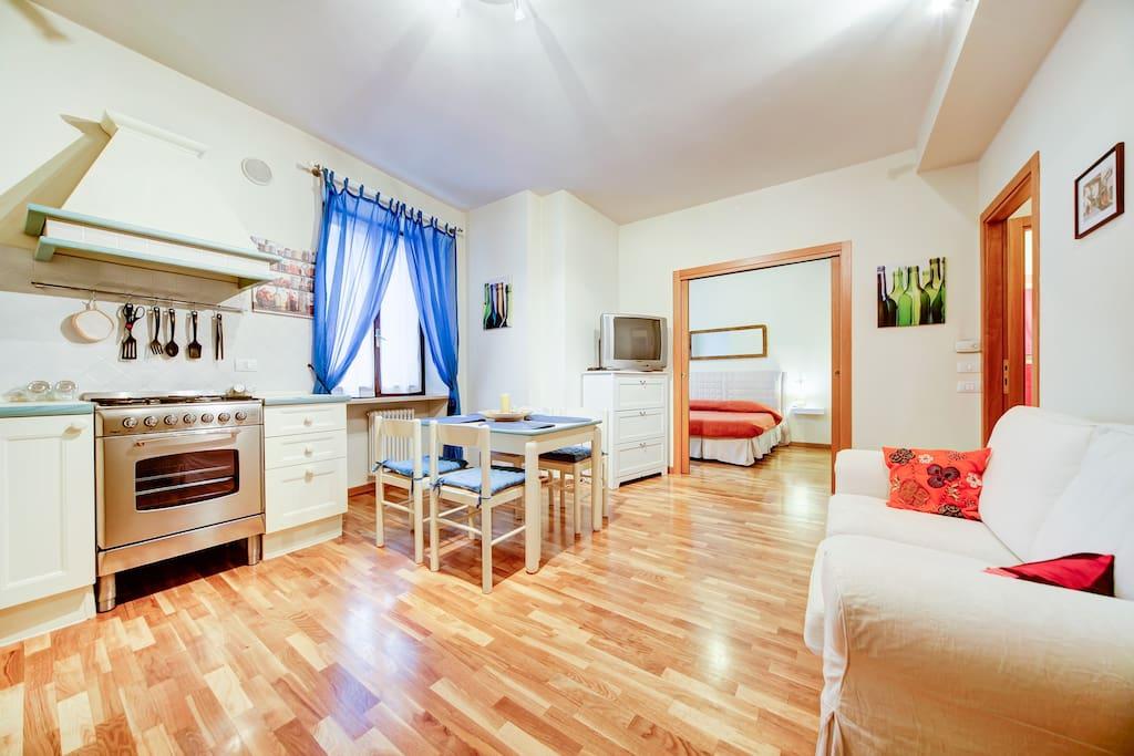 Home sweet Home in Verona