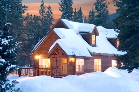 Top 20 breckenridge vacation cabin rentals and cottage for Breckenridge cottages