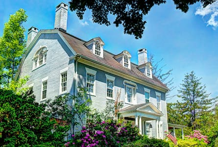 The Simsbury 1820 House - Bed & Breakfast