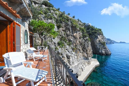La Praia apartment on the beach - Wohnung