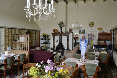 The Farm-House B&B Family-Room - Szoba reggelivel