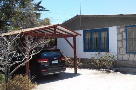 tongoy peninsula, casa amplia, cerca de playa - Ház