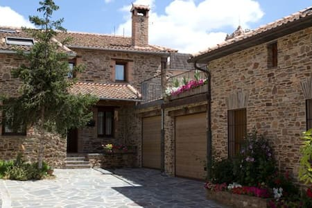 Charming little house in Segovia - Huis