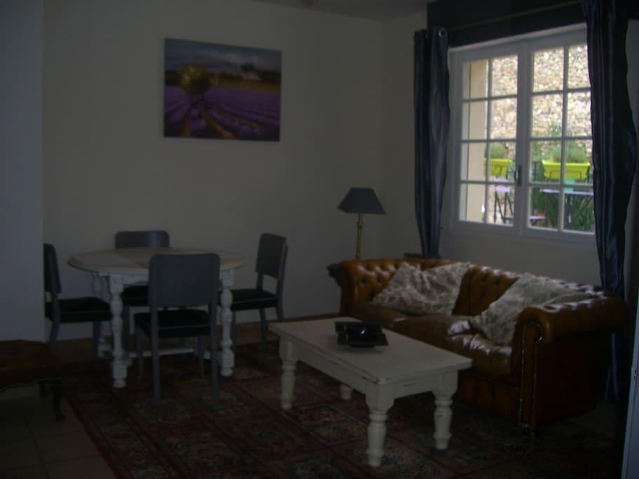 Lavender, salle
