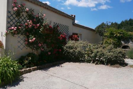 Gîte Lou Soulé - Parc Naturel des Monts d'Ardèche - Saint-Jean-Chambre
