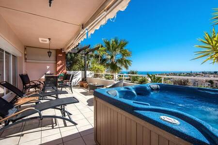 Luxury Apartment in Malibu, Club la Costa - Appartement