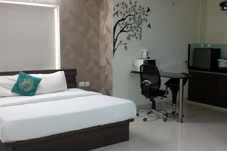 15% off on 1 BHK Fully Furnished Flat - Hyderabad