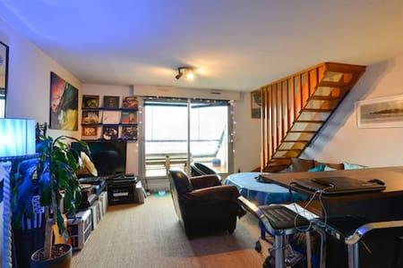 Chambre dans appartement vue sur mer - Apartment