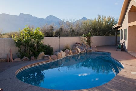 Welcome to Piazza Rocca in Oro Valley. - Haus