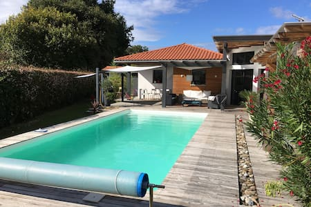 Très belle villa, proche Hossegor - Saint-Vincent-de-Tyrosse - Villa
