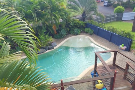 Tropical Queenslander - Gold Coast - Robina - Bed & Breakfast