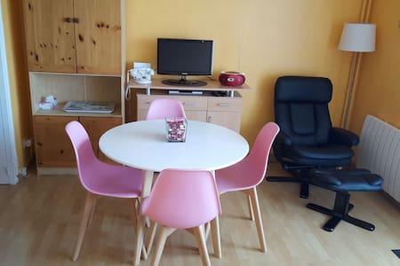 Agréable studio proche centre ville - Rochefort - Huoneisto