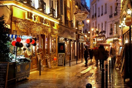 Appartment in the heart of paris / Latin quarter - Wohnung
