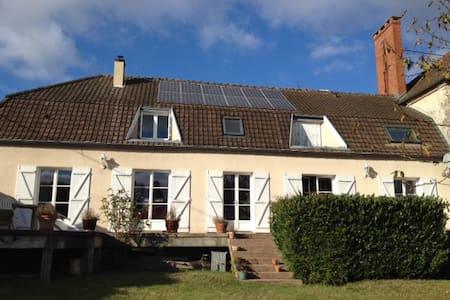 Agréable maison de campagne au milieu de la forêt - Germaine - Lägenhet