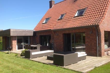 Villa individuelle et moderne - Casa
