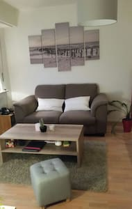 Charming flat, close to the city - Luxembourg - Apartment