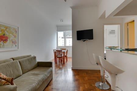 Quarto/sala em Ipanema - Apartment