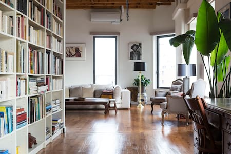 Amazing 2BR Loft in heart of SOHO! - Nueva York - Loft