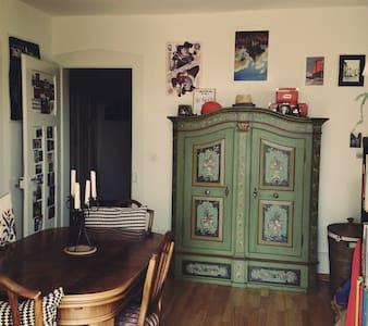 Zimmer in einer gemütlichen WG - Apartment