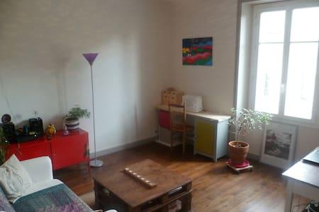 2 pièces au Colombier - Apartamento
