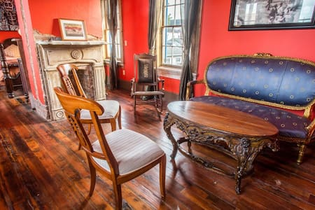Lively Suite in Treme, 3 blocks frm French Quarter - New Orleans - Apartment