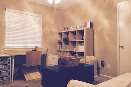 Cozy room for people in startup