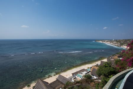 Double Apartment, Infinity Pool with Amazing Views - South Kuta - Annat